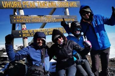 Kilimanjaro-Uhuru-peak