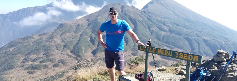 Mt Meru Trekking 3 Days