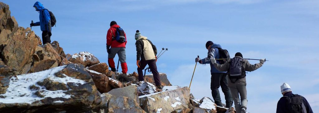 6 Days Sirimon – Chogoria Route