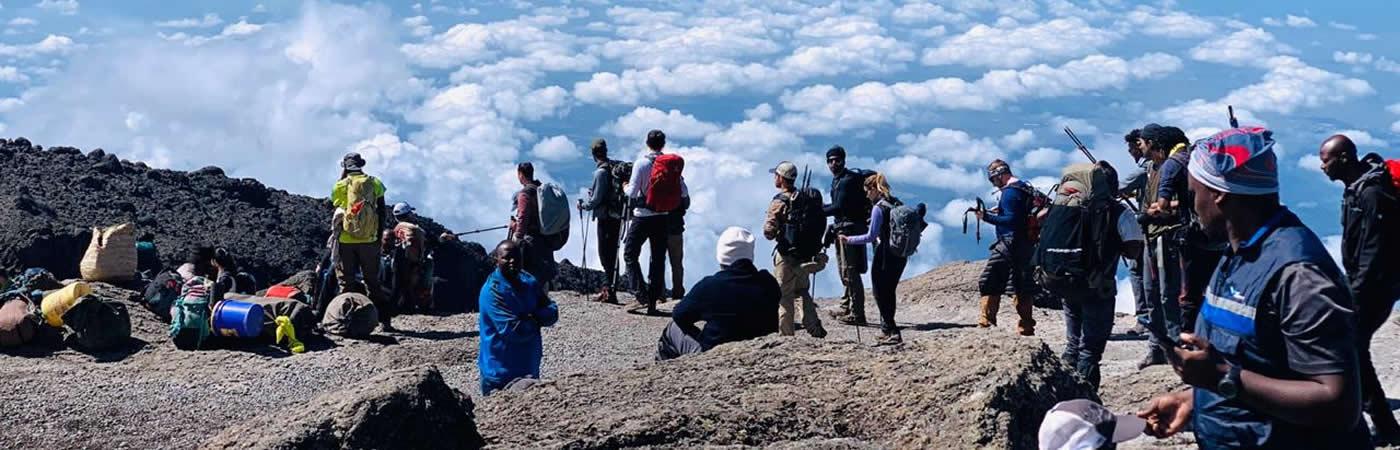 Kilimanjaro Biking Tour