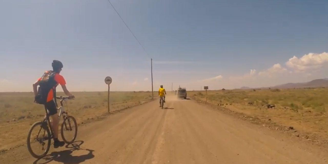 Cycling at the foot of Kilimanjaro – 6 Days