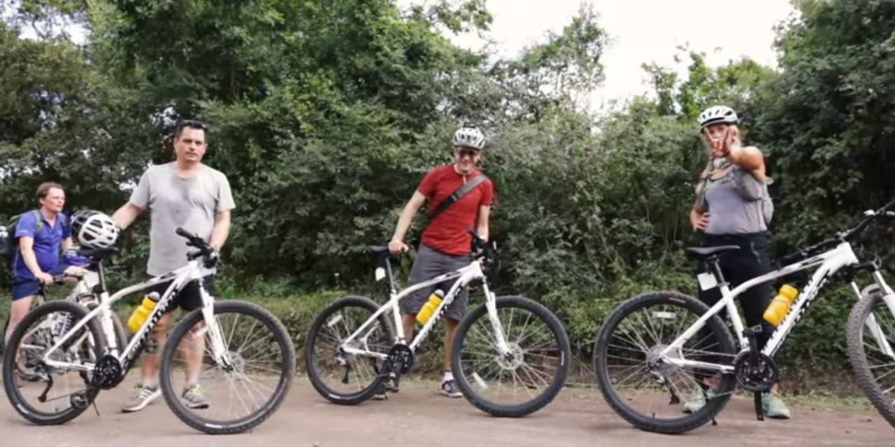 Waterfalls & Chagga Villages Cycling Tour