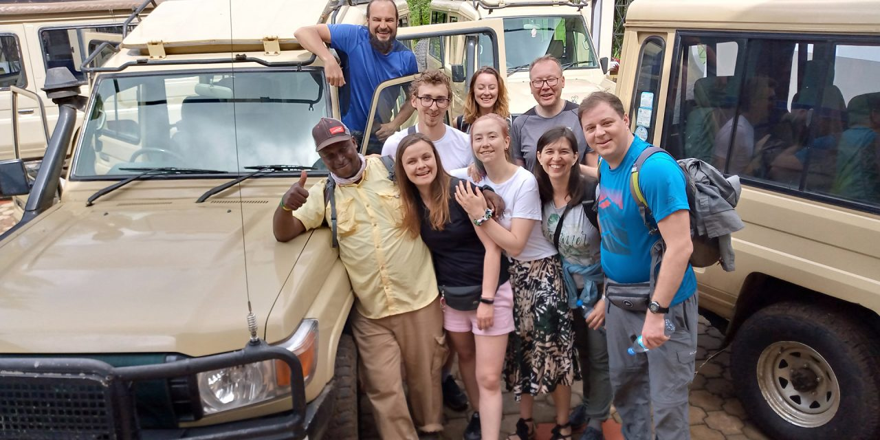 Camping Safari – 3 Days