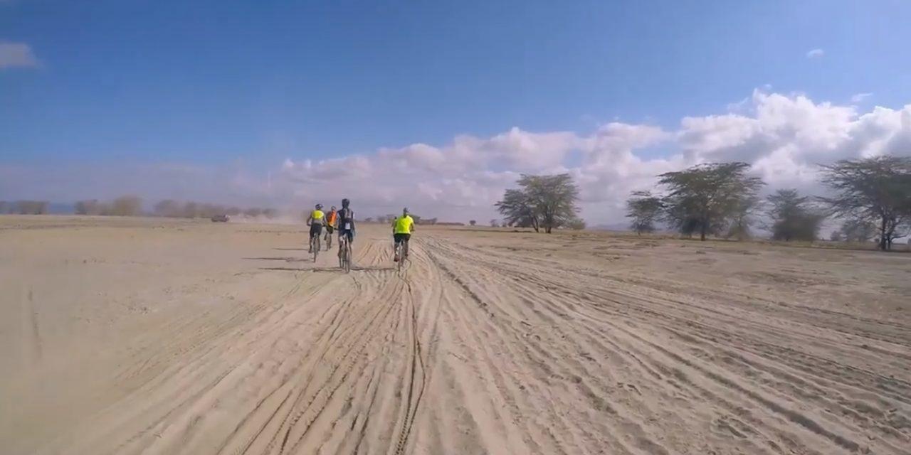 Kilimanjaro Slopes Cycling tour – 4 Days